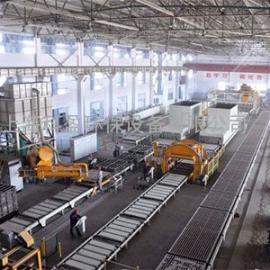 铸造行业废气处理 铸造VOC废气处理设备 上海科盈铸造治理技术