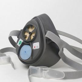 3M 3200 防尘防异味面罩 防PM2.5 防有害气体面罩 防护面罩