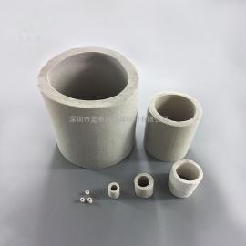 10mm陶瓷拉西环填料瓷环耐高温填料耐酸碱小塔小试中试实验填料