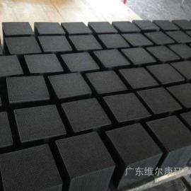 惠州蜂窝活性炭厂家、蜂窝活性炭废气处理设备
