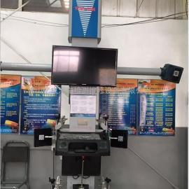 广东汽车修理厂最专业的四轮定位机器代理商 售后无忧品质保证