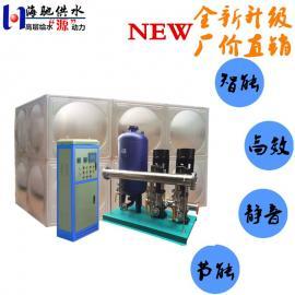 箱式叠压变频供水设备