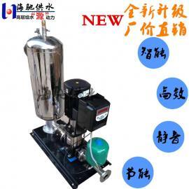 工地临时增压变频水泵