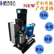施工现场自动增压泵