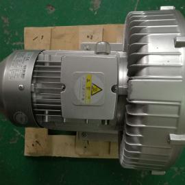 贝富克2XB710-H26风机 3KW制药机械用鼓风机