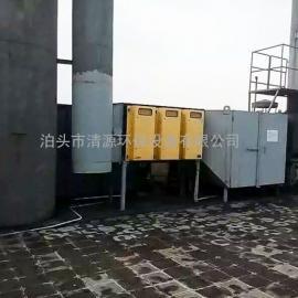 工业废气处理装置 UV光解等离子除臭设备