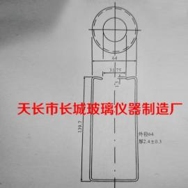 旋�D薄膜烘箱盛�悠� 85型�r青旋�D薄膜烘箱 玻璃老化瓶 盛�用�