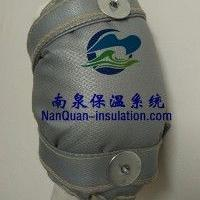 管道弯头柔性保温套Nansen可拆式节能保温罩