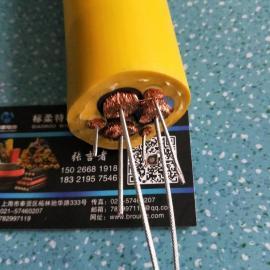双层聚氨酯电动挖掘机耐弯曲卷筒电缆