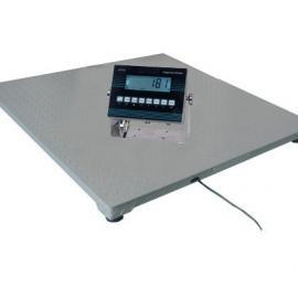 1*1米1吨防爆电子磅秤技术参数 1000kg防爆电子地称价格