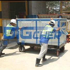 建筑公用白灰拉毛机-高压水墙面拉毛机