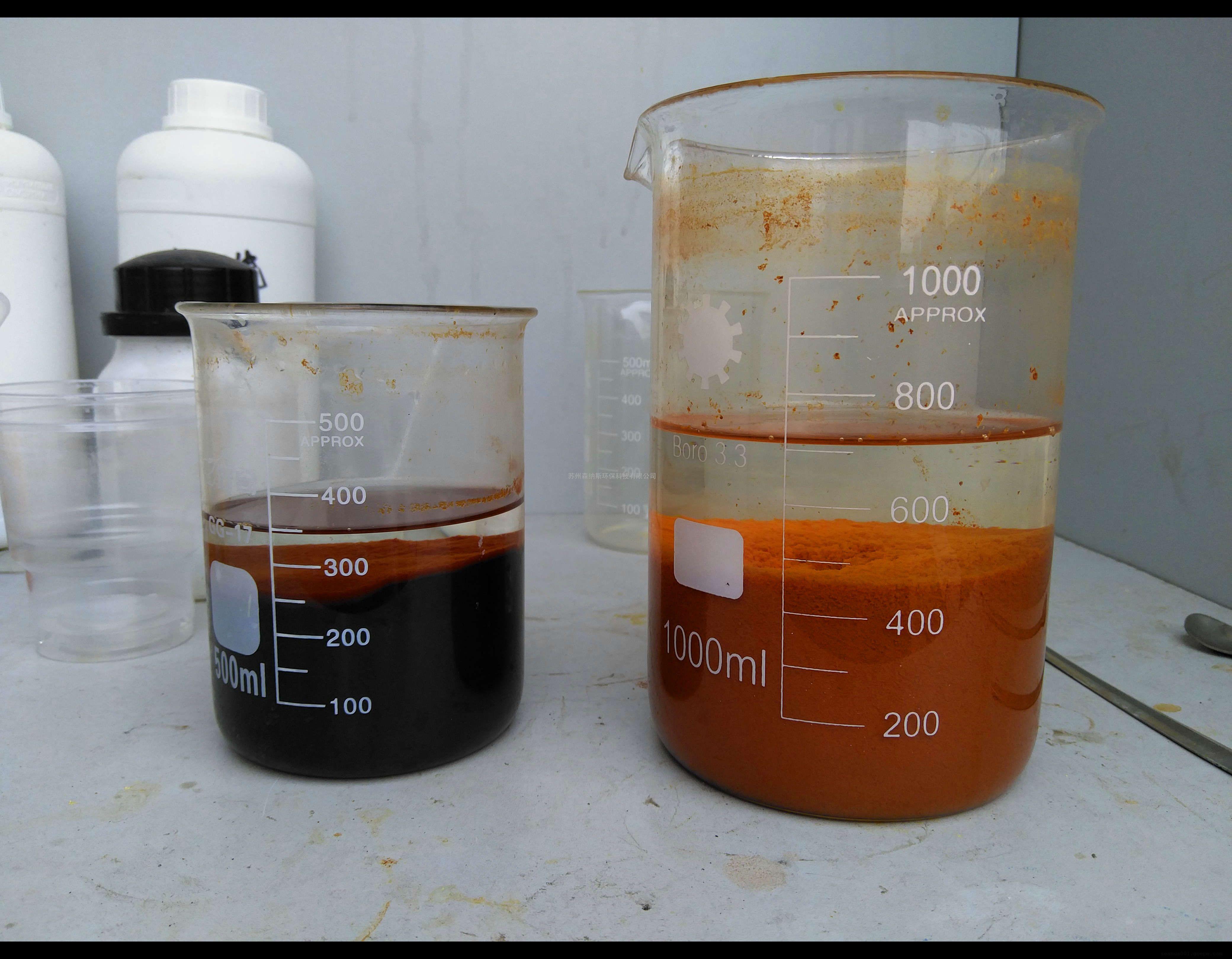 焦化废水破乳剂