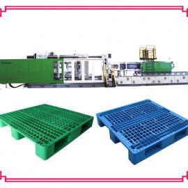 川字型托盘注塑机 川字型托盘生产设备