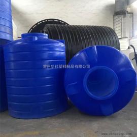 济南1T家用储存水箱生活污水净化水箱塑料水箱平底