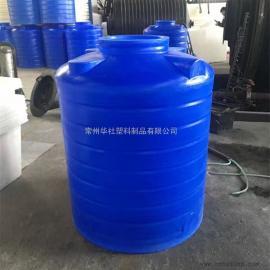 �S家定制1立方雨水收集罐家用��罐PE塑料��罐食品�出口�a品