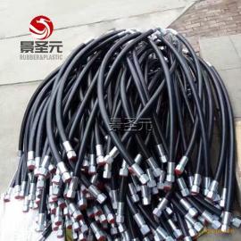 定制高压胶管输油软管钢丝编织管钢丝缠绕管防潮防腐蚀