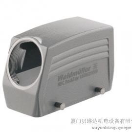 魏德米勒 HDC 16B TSBU 1M25G重载接插件侧面锁定现货