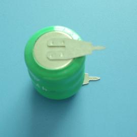 厂家直销80H 3.6v镍氢扣式电池组