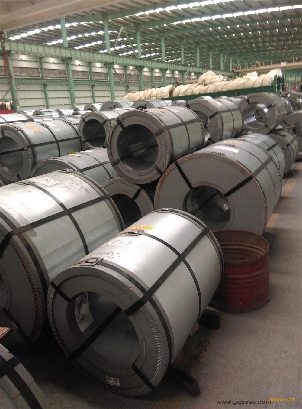 B50A1300硅钢片{b501300电工钢}全新价格