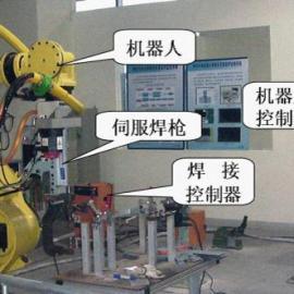 二手焊接机器人 二手点焊机器人工作站 码垛手机器人