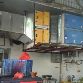 佛山工业油烟净化器- 低温等离子油烟净化器