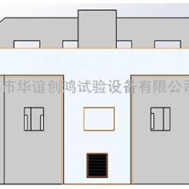 步入式恒温恒湿箱 大型步入式高低温箱 高低温老化房