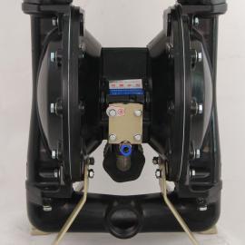 专业供应QGB-40型PP塑料泵壳四氟乙烯膜片气动隔膜泵