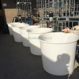厂家定制高品质塑料圆桶周转桶腌制桶食品级