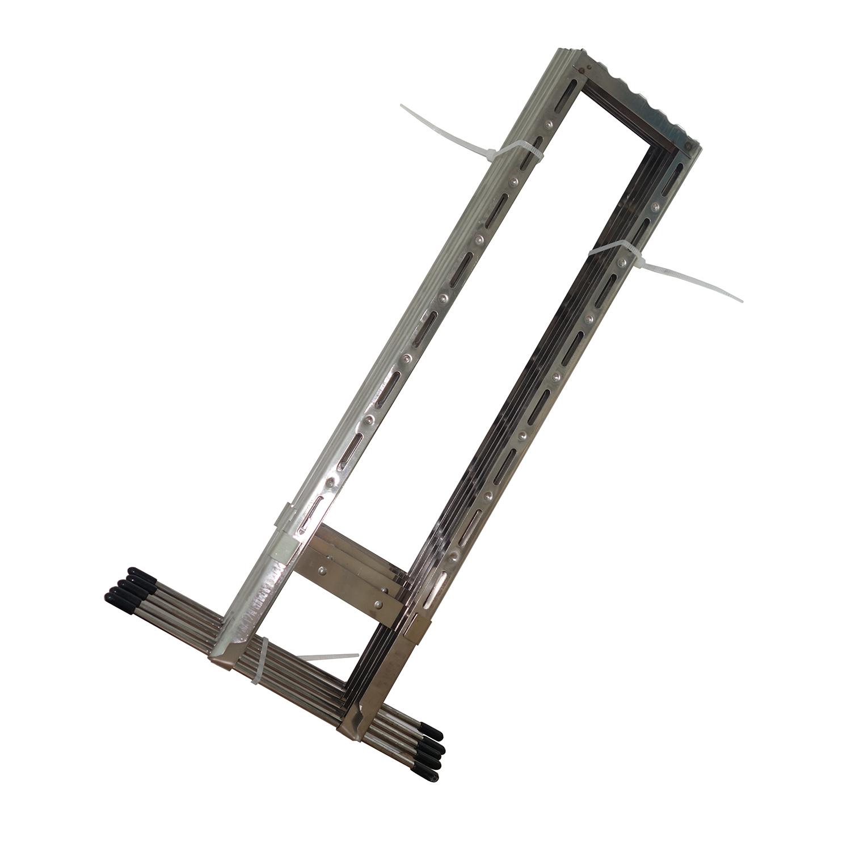 不锈钢洗片架