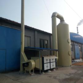 河南UV光解废气处理设备、诸城善丰机械有机废气处理厂家