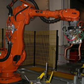 二手焊接工业机器人 自动点焊机 多头焊接机器人