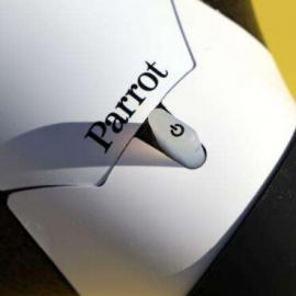 植被健康��r分析�o人�C方案Parrot Disco-Pro AG