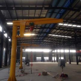 小型立柱式悬臂吊 轻型悬臂起重机 码头装卸船用悬臂吊 售后保证