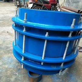 合肥市压盖式伸缩接头两端与管道焊接|方便快捷