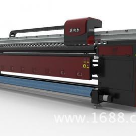 UV立体浮雕壁画打印机UV软膜卷材打印机uv卷材喷绘