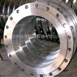 厂家直销 大口径平焊法兰 工程大口径法兰