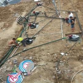 恩施加油站复合管材结构