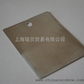 国产ISO 9227盐雾试验片测试片校准板校准片标准腐蚀片