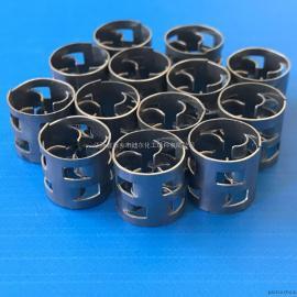 【迪尔填料】Φ10鲍尔环散堆填料金属304不锈钢鲍尔环