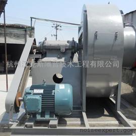锅炉风机噪声治理