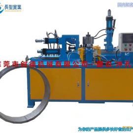 供应大直径圆筒翻边机 1.2米圆筒翻边机设备