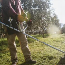 日本新大华割草机C337S 新大华侧挂式割灌机 进口割草机