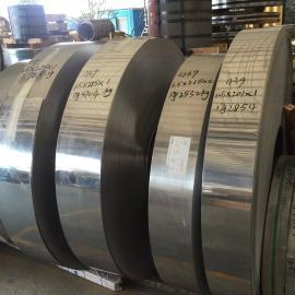 国产超硬无磁301不锈钢带 HV550度不锈钢带