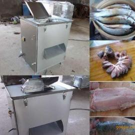 手动切鱼机/小型切鱼机