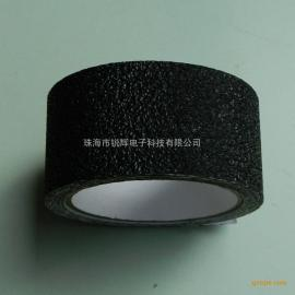 锐辉PEVA橡胶防滑带 黑色压纹橡胶防滑贴批发