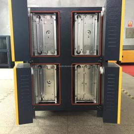 上海餐饮油烟净化选择、首选宁波LJDY系列餐饮油烟净化器