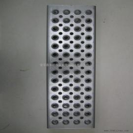 地下室爬梯冲孔防滑踏板_踏板批发_防滑踏板_冲孔踏板