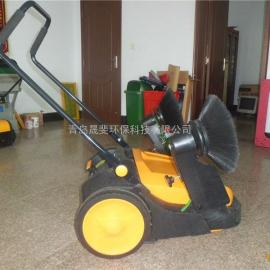 手推扫地机 木材厂仓库用无动力手推式大容量扫地机