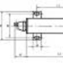 精密导电塑料电位器/位移传感器 型号:NZF1-WDL300 库号:M282304