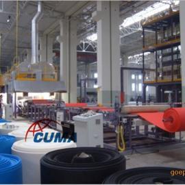 库奥机械/CUMA XPE交联聚乙烯发泡设备